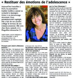 Art Le Télégramme Quimper 20112014