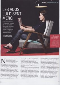 Article Bassin magazine juin 2014