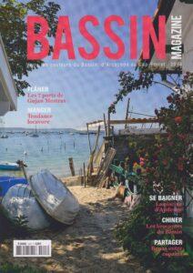 Couv Bassin magazine juin 2014